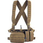 Pitchfork Systems MicroMod Chest Rig Complete Set Coyote