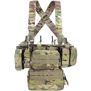 Pitchfork Systems MCR Modular Chest Rig Complete Set Multicam