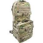 Pitchfork Systems Cargo & Hydration Pack Medium Multicam