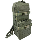 Pitchfork Systems Cargo & Hydration Pack  Medium Ranger green