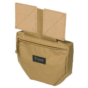 Pitchfork Systems Drop Fanny Protector Pouch Coyote