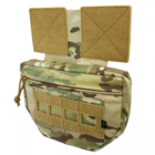 Pitchfork Systems Drop Fanny Protector  Pouch Multicam
