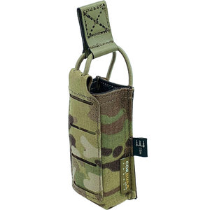 Pitchfork Systems Open Single Pistol Magazine Pouch Multicam