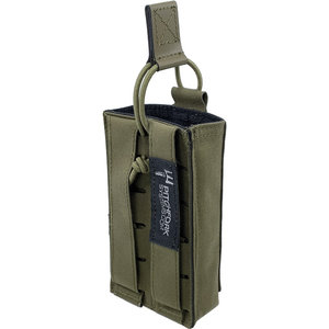 Pitchfork Systems Open Single Rifle Magazine Ranger Green
