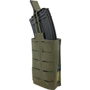 Pitchfork Systems Open Single Rifle Magazine Ranger Green