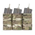 Warrior Assault Systems Triple Molle Open M4 5.56 mm Multicam