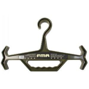 FMA Heavyweight Hanger Green
