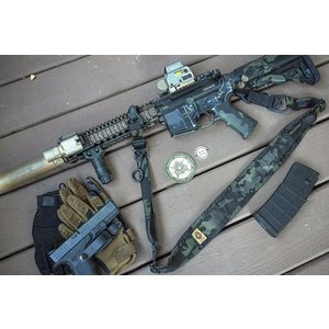 Ferro-Concepts The Slingster Multicam Black