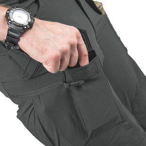"Helikon-Tex OTS Outdoor Tactical Shorts 11 ""Versastrecth Shadow Gray"