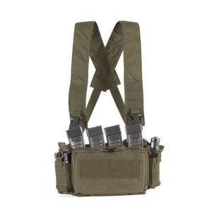 Haley Strategic Partners Chest Rig Micro D3CRM Ranger Green