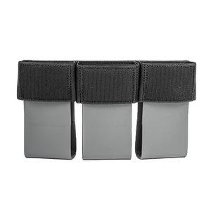 Haley Strategic Partners Micro 5.56 Triple Insert Black
