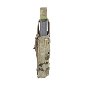 Warrior Assault Systems SINGLE MOLLE OPEN POUCH 5.56MM MULTICAM