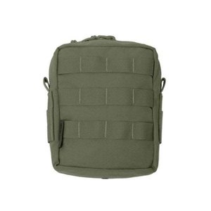 Warrior Assault Systems MEDIUM MOLLE UTILITY POUCH – OD GREEN