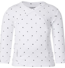 Noppies Shirt Overslag Anne White Stars