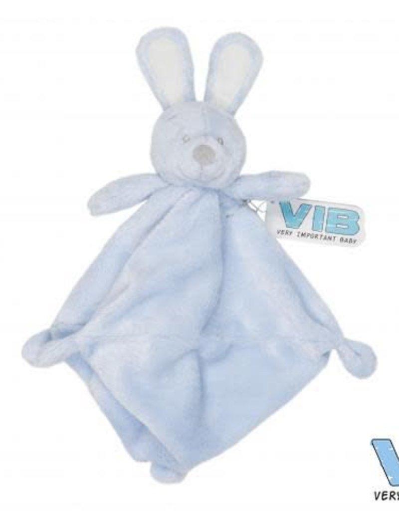 bb15fc1a38fd69 Knuffeldoekje blauw - VIB-TBBG0001 - VIB - Bo en Belle kinderkleding