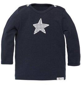 Noppies Shirt 'Monsieur' Navy
