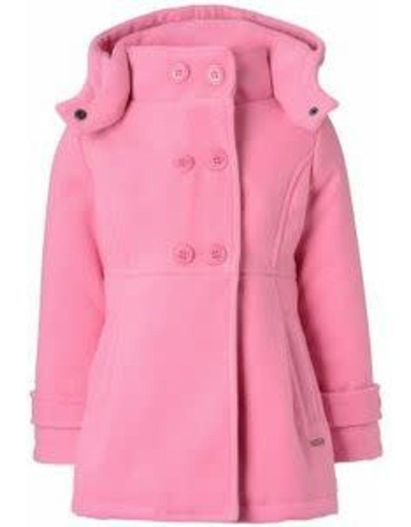 Kinderkleding Winterjas.Bo En Belle Kinderkleding Winterjas Hoboken 75573 Fuchsia Bo En