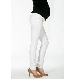 Love2Wait Love2Wait Jeans low white super skinny