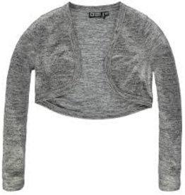 Bolero zilver grijs
