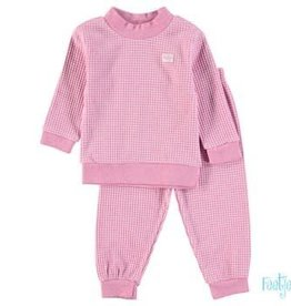 Feetje Baby pyjama roze melee