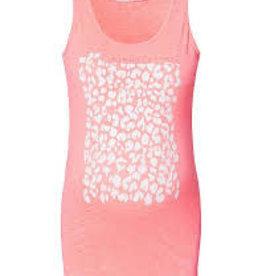 Supermom Supermom Singlet 'Simplicity' fluor pink