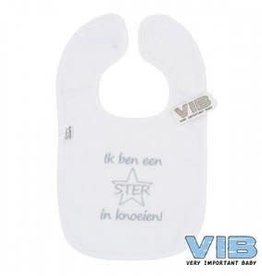 VERY IMPORTANT BABY Slab 'Ik ben een ster in knoeien'
