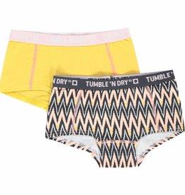 Tumble 'n Dry Tumble 'n Dry Onderbroekjes 'Andrea Hipster'  2-pack meisjes
