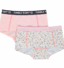 Tumble 'n Dry Tumble 'n Dry Onderbroekjes 'Andrea Hipster'  2-pack