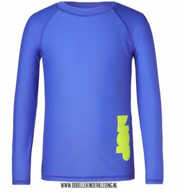 NOP Surfshirt 'Manville' riviera blauw