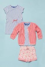 noppies baby Vestje 'Malsch' koraal roze