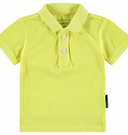 noppies baby Polo shirt 'Miami' neon geel