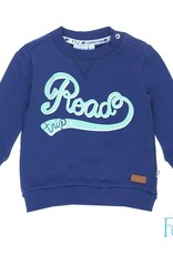 Feetje Sweater 'Road Trip Expedition' Blauw