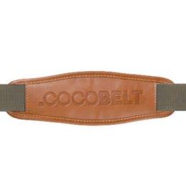 Cocobelt Olijf groen