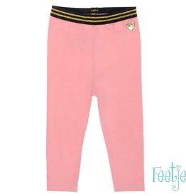 Feetje Feetje Legging 'Vulcan Field' roze