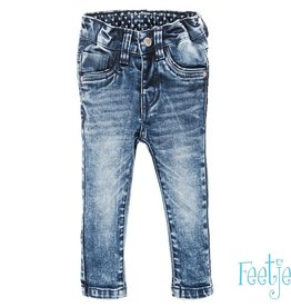 Feetje Denim broek power stretched slim fit