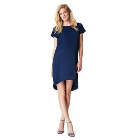 Noppies Maternity Positie jurk 'Carrie' navy