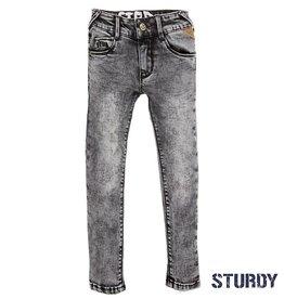 Sturdy Slim fit jeans 'grey denim'