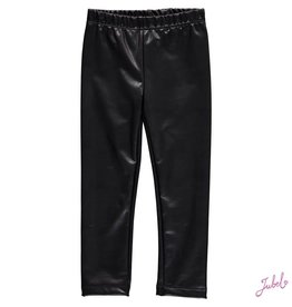 Jubel Legging 'lederlook' Zwart