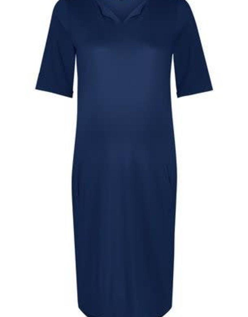 Noppies Maternity Positie jurk 'Angelique' navy