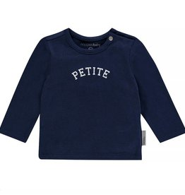 noppies baby Shirt 'Tripper' Donkerblauw
