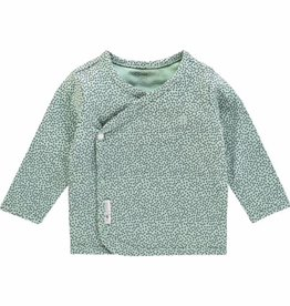 noppies baby Shirt 'Hannah' grey mint