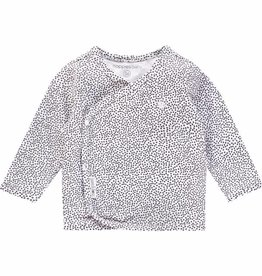 noppies baby Shirt 'Hannah' overslag  wit