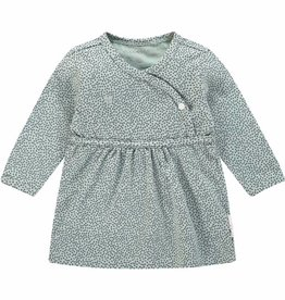 Noppies Jurkje 'Mattie' grey mint