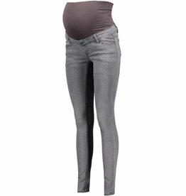 Noppies Maternity Positie jeans 'Avi' skinny grijs denim