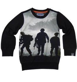 Legends22 Shirt 'legends' black