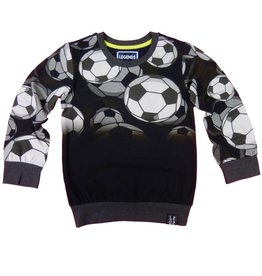 Legends22 ongsleeve 'Dirk' soccer black