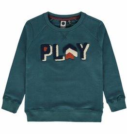 Tumble 'n Dry Sweater  'Osmel' Groen
