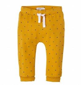 Noppies Noppies broekje 'Kris' Honey yellow