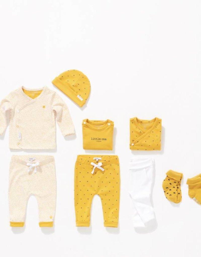 Noppies broekje 'Kirsten' Honey yellow