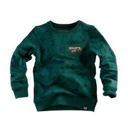 Z8 Z8 sweater Bill Bottle green
